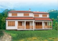Casa prefabbricata MK - 310